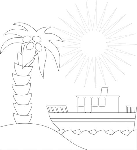 coloring pages tropical island tropical island coloring book coloring pages