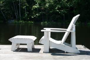 adirondack chair foot stool plans size paper