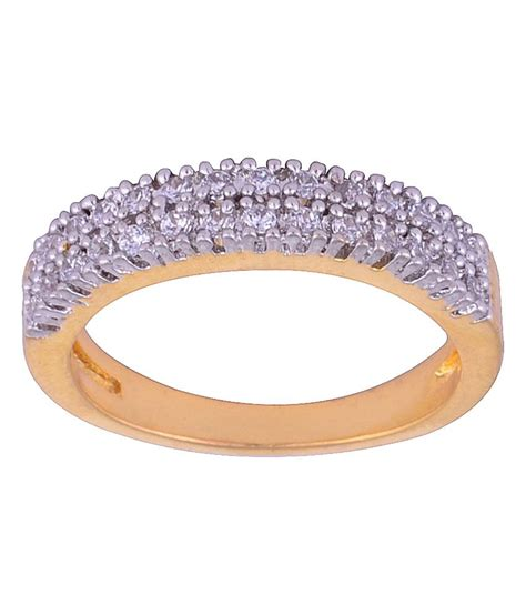 vama collections collections one gram gold finger ring for