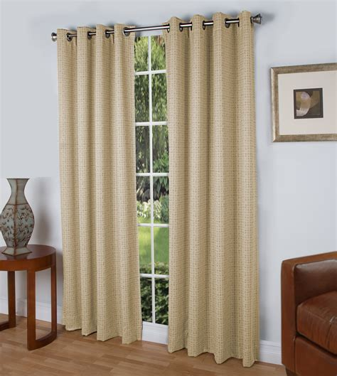 Curtain Spanish Spanish Steps Blackout Grommet Top Curtain Panel