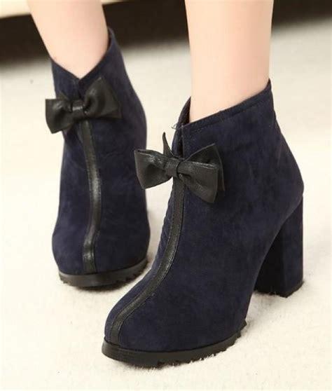 Boots Wedges Korea Style White wedge heels fs heel