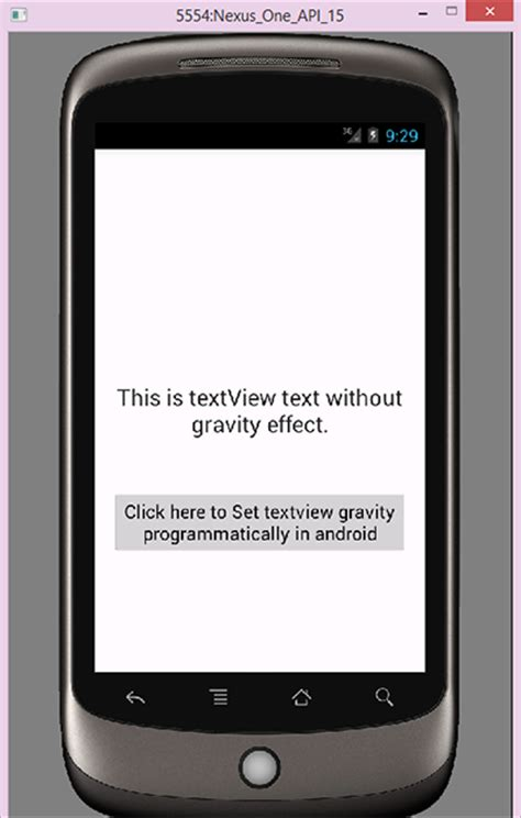 imagebutton layout gravity set textview gravity programmatically in android android