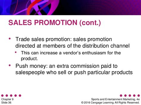 Sales Promotion Letter Ppt sales promotion ppt