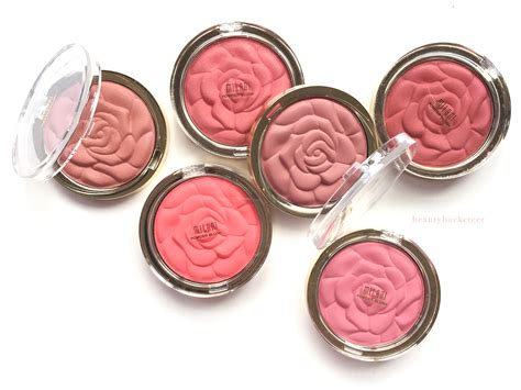 7 Best Blushes Expert Reviews by Bucketeer Milani Blush Review