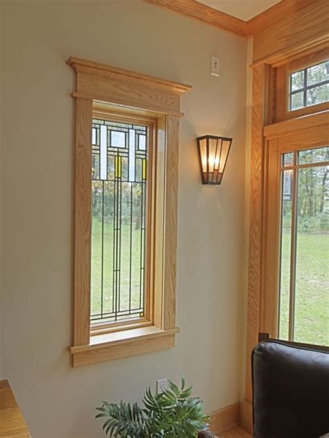 Craftsman Style Windows Decor Craftsman Style Trim Home Design Ideas Pictures Remodel And Decor