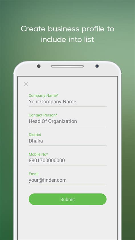 Finder Android Directory App Template By Appifyxyz Codecanyon App Review Template