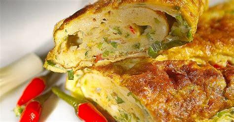 resep masakan dadar telur jamur