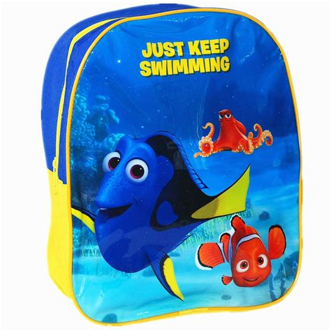 finding dory nemo backpack bag lunch bag sandwich box and