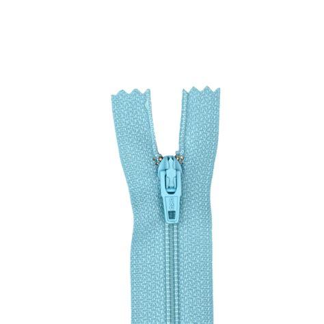 Jaket Zipper Cloud 9 Putih 9 inch zipper fabric