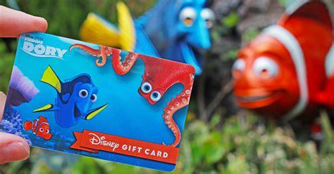 Disney Movie Rewards Disney Gift Card - disney movie rewards 5 disney gift card only 550 points hip2save