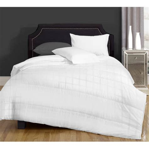 best down alternative comforters canada s best heavy weight down alternative bedding