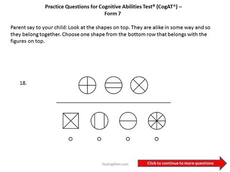 practice test 2 for the cogat form 7 grade 3 level 9 cogat grade 3 cogat grade 3 practice test for the cogat form 7 grade 3 1000 images about nnat2 1st grade on 2nd