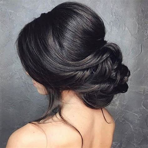 cute bun styles with xpression hair 5 low bun hairstyles we love