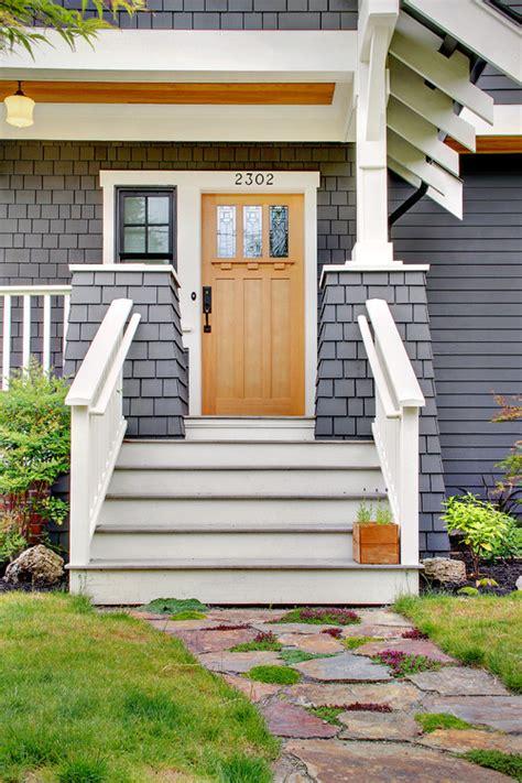 exterior porch paint colors craftsman front doors make an entrance masonite