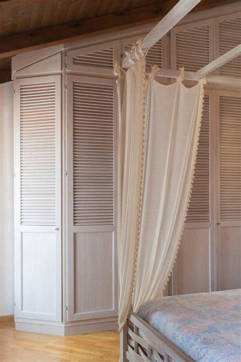 armadi con ante a persiana armadi cabine armadio armadi in legno falegnameriamilano