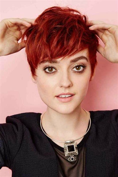 20015 spring short hair cut a rainbow of colored pixie cuts for spring hair