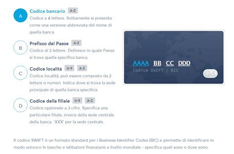 codici bic banche italiane bonifico bancario e bonifico postale differenze e quale