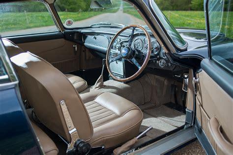 vintage aston martin interior classic sale welcomes stunning db5 classic car magazine