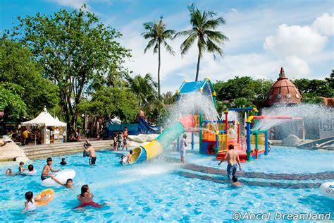 theme park jakarta indonesia ancol dreamland taman impian jaya ancol huge amusement
