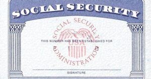 Baton Social Security Office by Social Security Information Lost Social Security Card Ss
