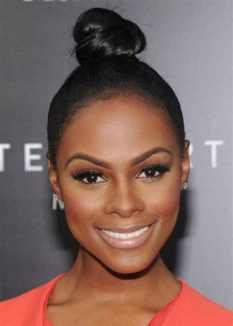 best makeup for black women 2013 natural looking makeup for black women style guru