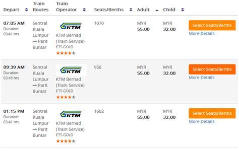 Ktm Ets Ticket Ets Ticket Booking Tiket Bas Ktm
