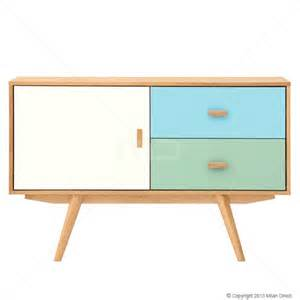 Sofia sideboard scandinavian furniture white blue amp green