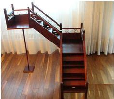 dog bed dresser with stairs 1000 images about cats ladder on ladder cat