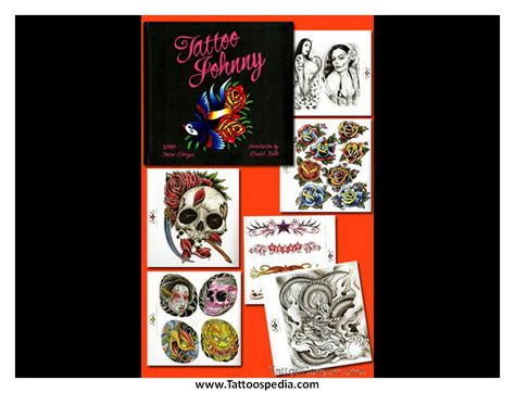 tattoo johnny 3000 tattoo designs book johnny 3 000 designs 2