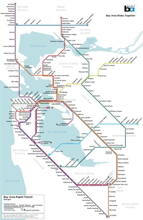 bart system map what could been imaginary bart map by jake coolidge