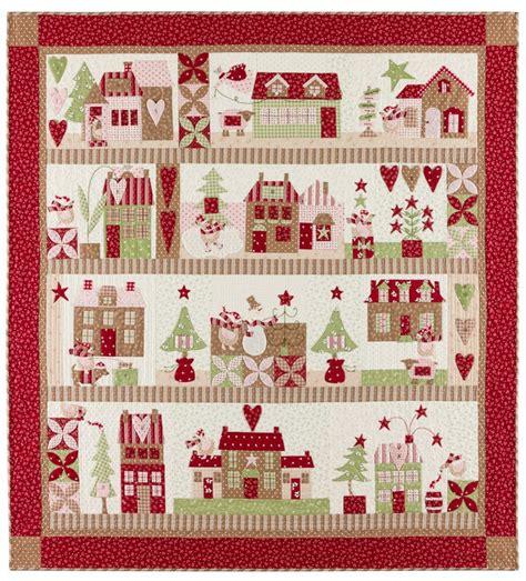 Bunny Hill Quilt Patterns by Mistletoe Quilt Pattern Applique Quilts Patterns