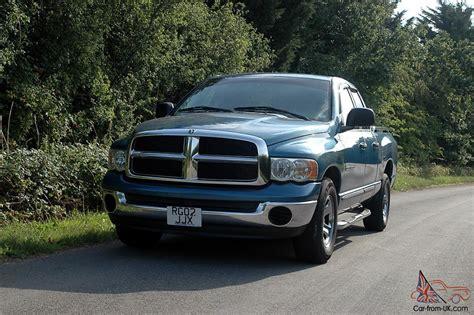 2002 dodge ram 1500 4 7 v8 4 door