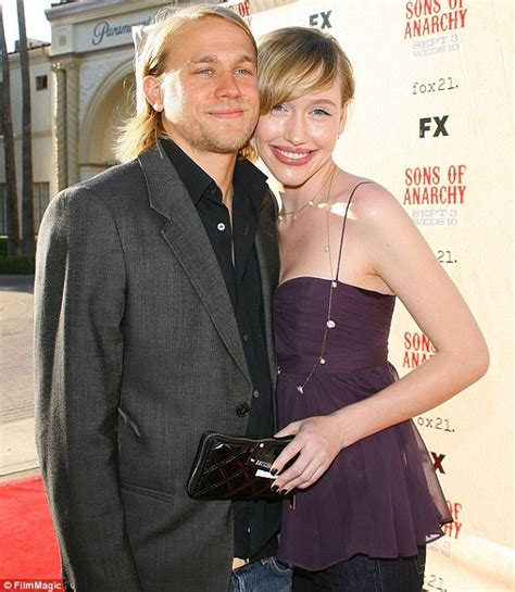 charlie hunnam and maggie siff relationship morgana mcnelis partner of charlie hunnam know about her