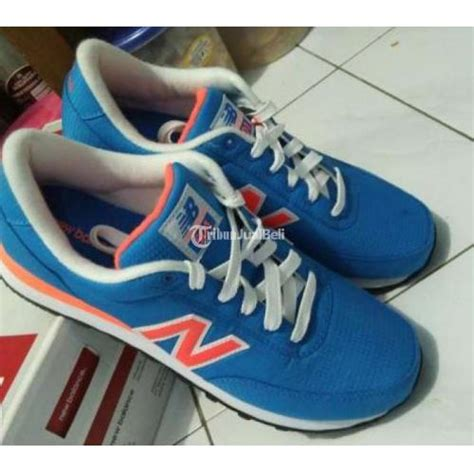 Harga Sepatu New Balance Original Cowok sepatu pria new balance biru sku ml501wbb size eur 41 1 2