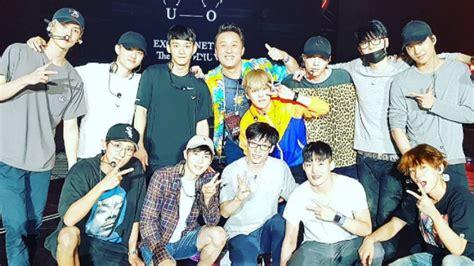 exo yoo jae suk video running man mc yoo jae suk performs with exo