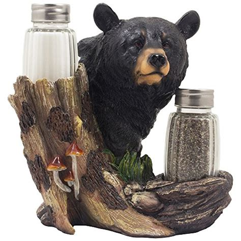 black bear decorations home bears figurines chicago bears figurine bears figurine