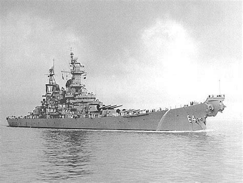when did the uss maine sink did an of the united states iowa class battleships sink