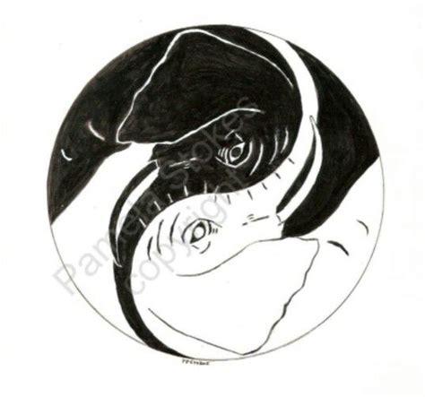 tattoo yin yang animal elephant yin yang animals b pinterest