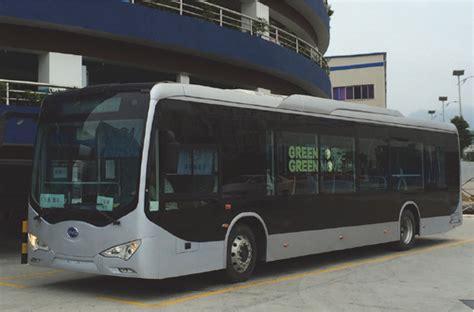 grande porto della cina il terzo porto della cina adotta 1200 autobus elettrici