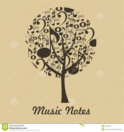 tree of light song tree stock vector image of graphic play object 32166254