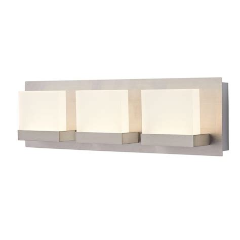 home depot bath bar lighting home decorators collection alberson collection 3 light