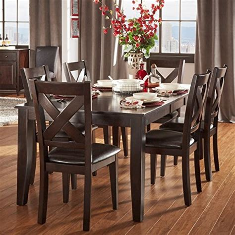 Tribecca Dining Room Set by Tribecca Home 7 Dining Room Set Is Crafted From