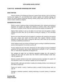 Sle Cover Letter For Posting by 100 Cover Letter For Warehouse Writing A Cover