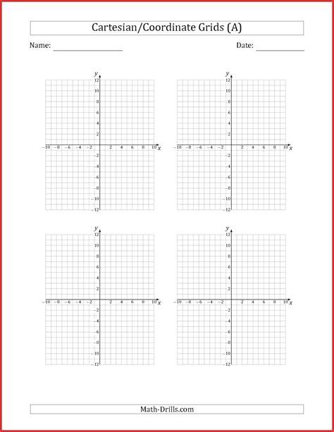 Coordinate Grid Template by Worksheet Coordinate Grid Template Grass Fedjp Worksheet
