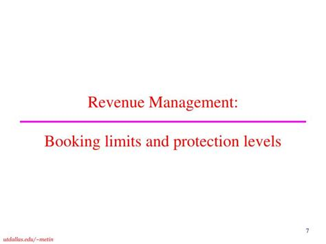 Mba In Revenue Management by Ppt Revenue Management Powerpoint Presentation Id 5190116
