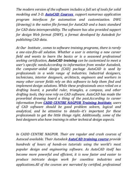 autocad tutorial nagpur autocad training in nagpur autocad classes in nagpur