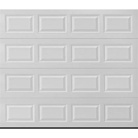 Lowes Insulated Garage Doors Reliabilt 99119567 500 Series White Insulated Garage Door Lowe S Canada
