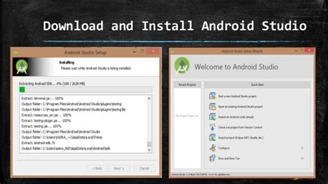 tutorialspoint android studio get started with android session 1