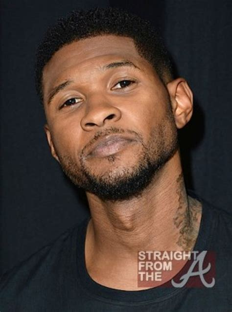 usher tattoos 7 ushar neck tattoos