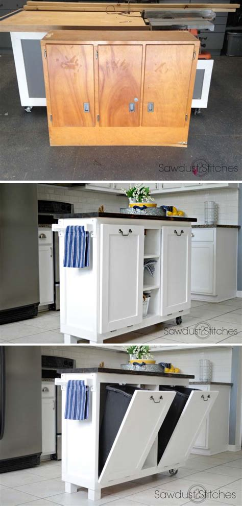 kitchen furniture ideas 20 awesome makeover diy projects tutorials to